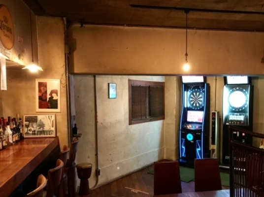 Cafe&Darts One