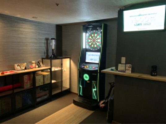darts bar YOASOBI